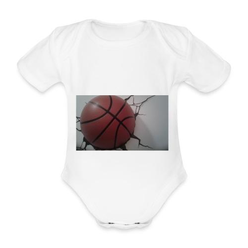Softer Kevin K - Ekologisk kortärmad babybody