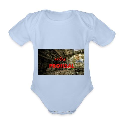profisal - Ekologiczne body niemowlęce z krótkim rękawem