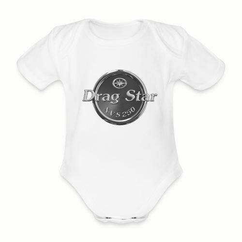Drag Star XVS250 - Baby Bio-Kurzarm-Body