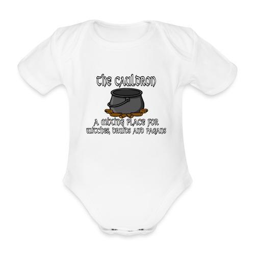 1473604254-picsay - Organic Short-sleeved Baby Bodysuit