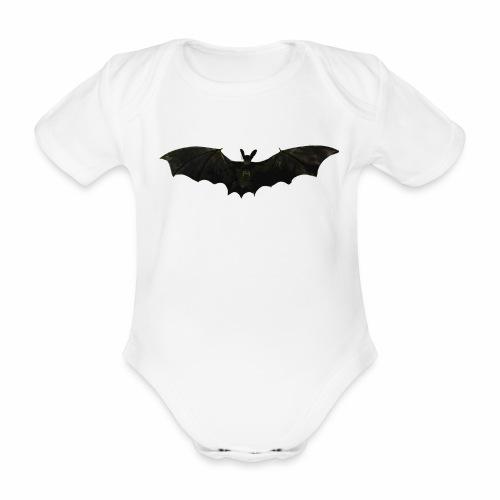 Fliegende Fledermaus - Baby Bio-Kurzarm-Body