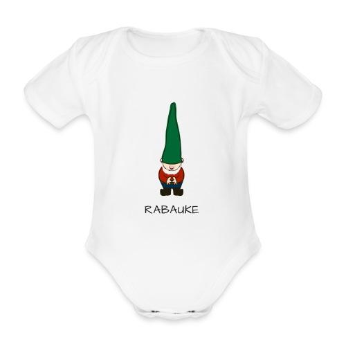 stinki - Baby Bio-Kurzarm-Body