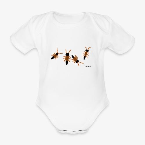 otokat - Vauvan lyhythihainen luomu-body