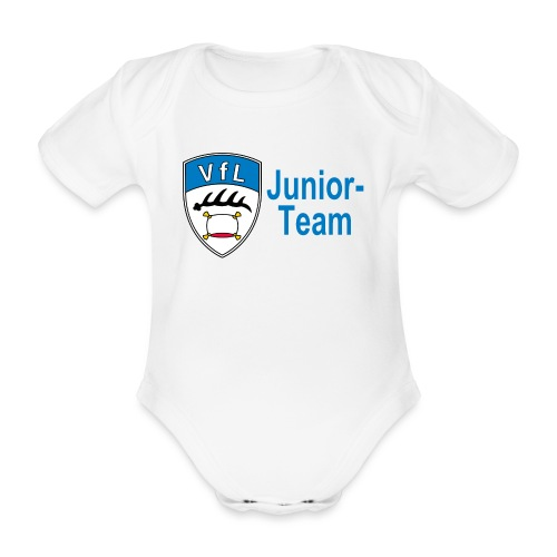 Junior Team - Baby Bio-Kurzarm-Body
