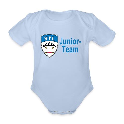Junior Team - Baby Bio-Kurzarm-Body
