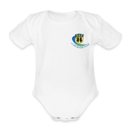 mitenergievoran - Baby Bio-Kurzarm-Body