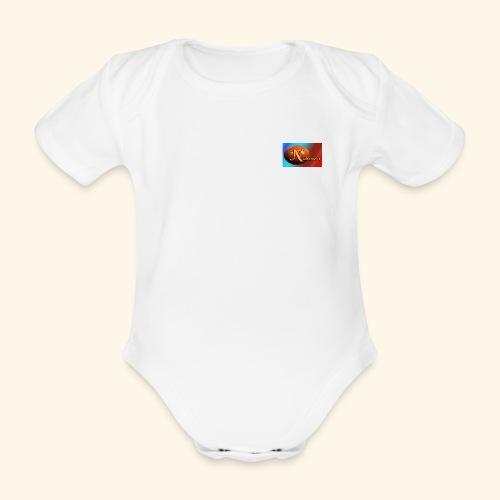 NathanielsLogo2 - Baby Bio-Kurzarm-Body