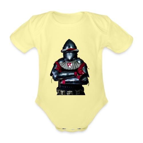 chevalier.png - Body Bébé bio manches courtes