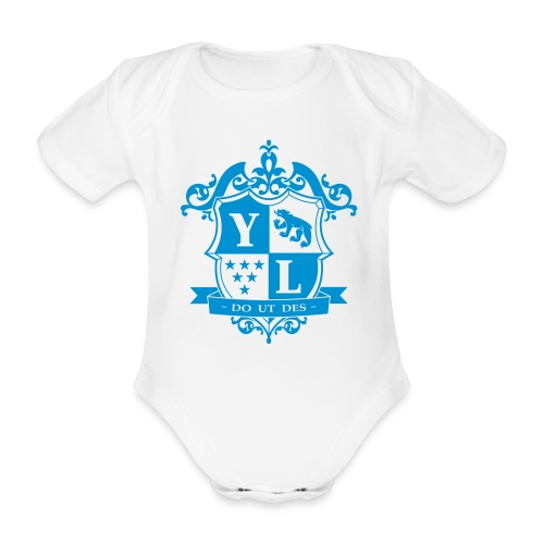 YLLogo - Baby Bio-Kurzarm-Body