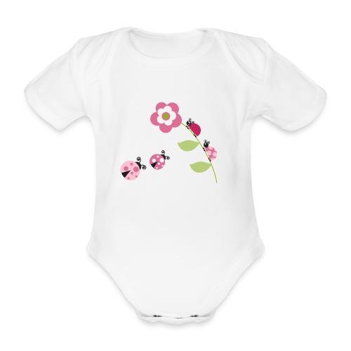 kaeferchen - Baby Bio-Kurzarm-Body