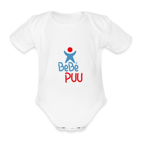 BeBé puu - Body orgánico de manga corta para bebé