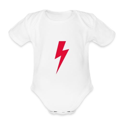 Błyskawica polannd ppro choice women rights - Ekologiczne body niemowlęce z krótkim rękawem