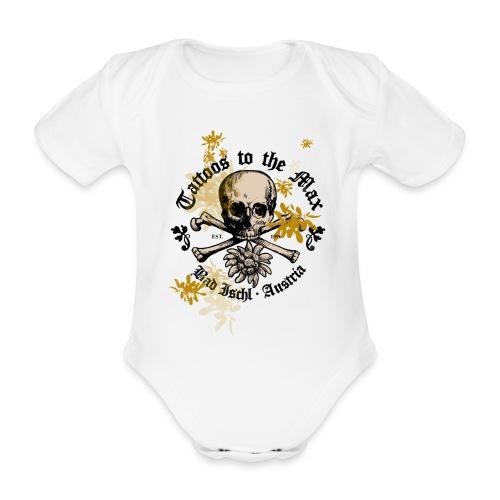 Logo Tattoos to the Max IIII - Baby Bio-Kurzarm-Body