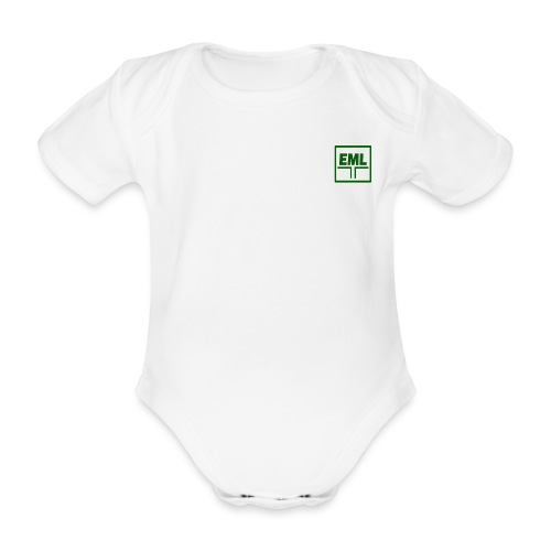 Essexcare logo - Organic Short-sleeved Baby Bodysuit
