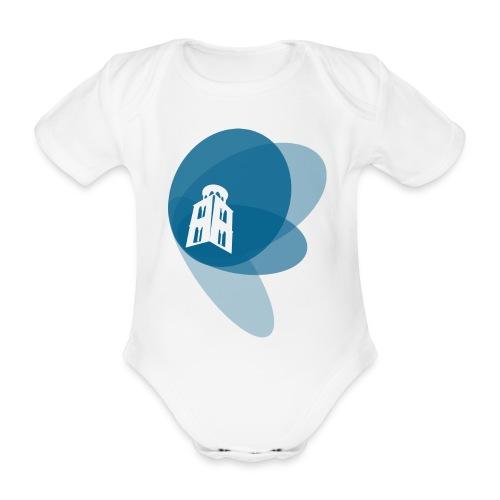 Maglietta a manica lunga - Body ecologico per neonato a manica corta