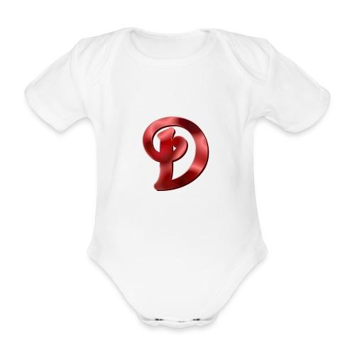 first merch d kids - Organic Short-sleeved Baby Bodysuit