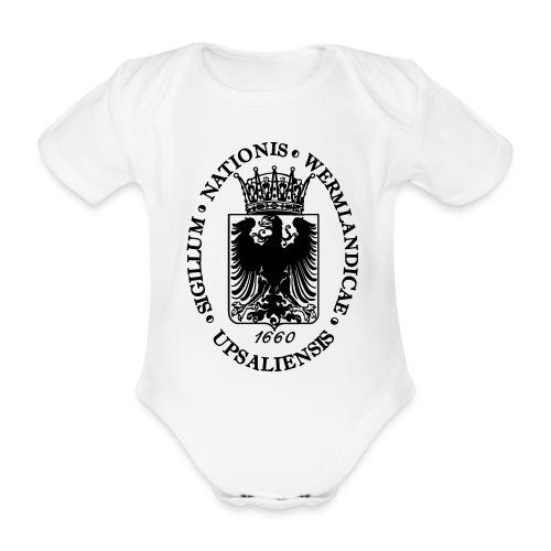 vaermlands sigill 140912 - Ekologisk kortärmad babybody