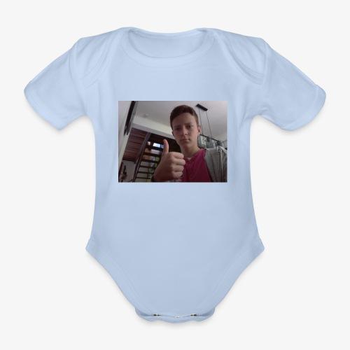 Leman974 homme - Body Bébé bio manches courtes