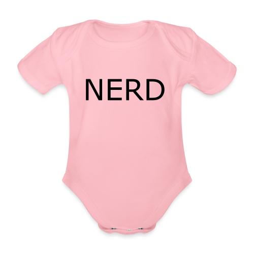 NERD - Body Bébé bio manches courtes