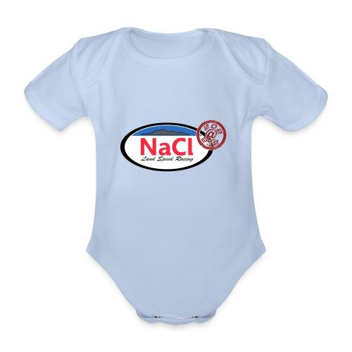 Logo NaCl - Body Bébé bio manches courtes