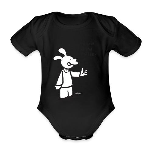 malinenrahina - Vauvan lyhythihainen luomu-body