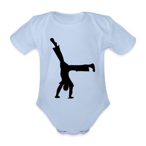 au boy - Organic Short-sleeved Baby Bodysuit