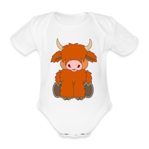 Shortcake - Baby Bio-Kurzarm-Body