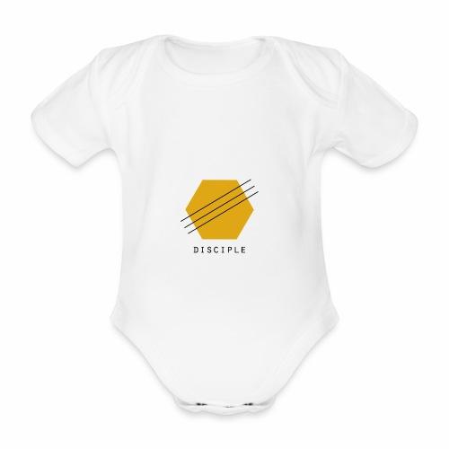 Disciple - Organic Short-sleeved Baby Bodysuit