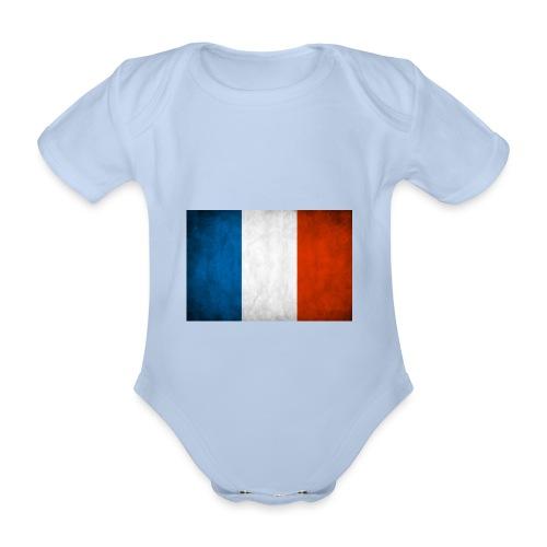 FRANCE - Body Bébé bio manches courtes
