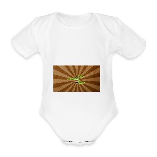 THELUMBERJACKS - Organic Short-sleeved Baby Bodysuit