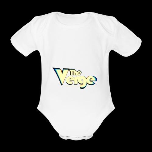 The Verge Vin - Body Bébé bio manches courtes
