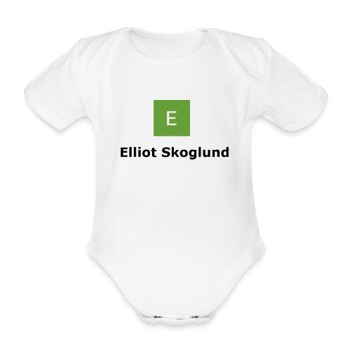 Prenumerera - Ekologisk kortärmad babybody