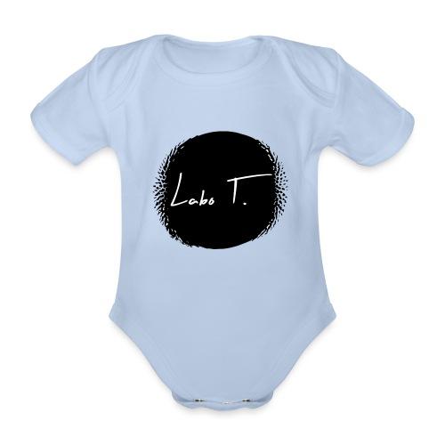 Logo Labo T. - Body Bébé bio manches courtes