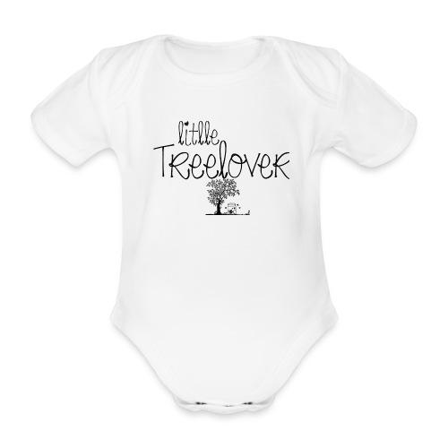 Treelover - Baby Bio-Kurzarm-Body