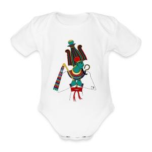 OSIRIS - God of Egypt - Baby Bio-Kurzarm-Body