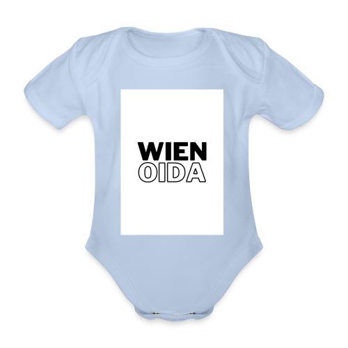 OIDA - Baby Bio-Kurzarm-Body