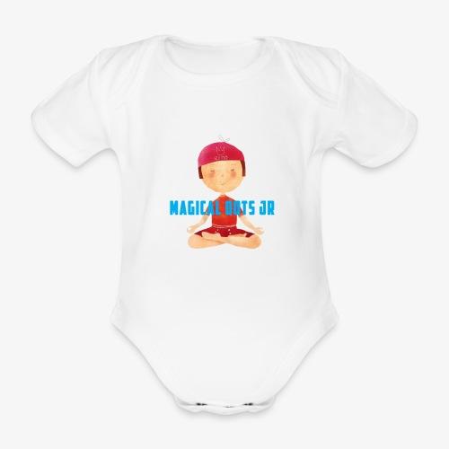 profilo traspartente mdj - Body ecologico per neonato a manica corta