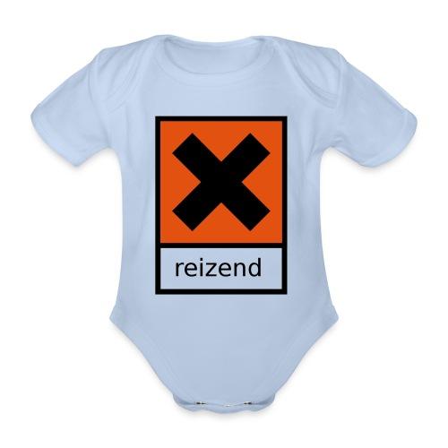Reizend baby - Baby Bio-Kurzarm-Body