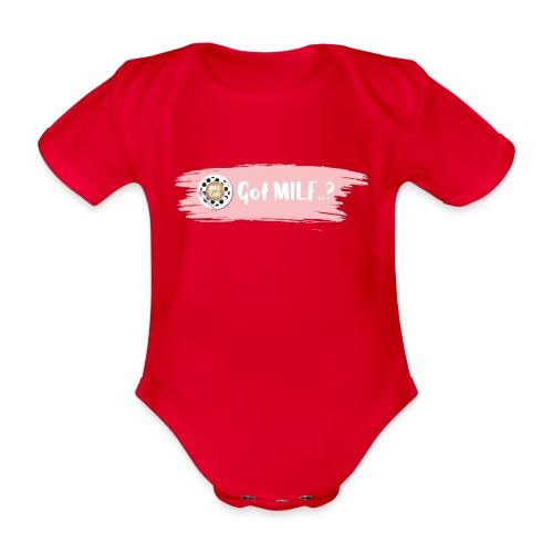Got MILF Milfcafe Shirt Mama Muttertag - Baby Bio-Kurzarm-Body