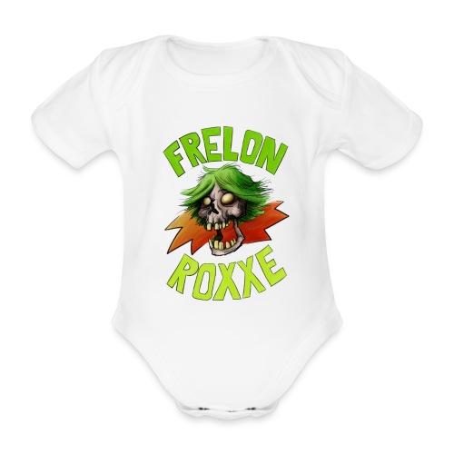 frelonroxxe - Body Bébé bio manches courtes