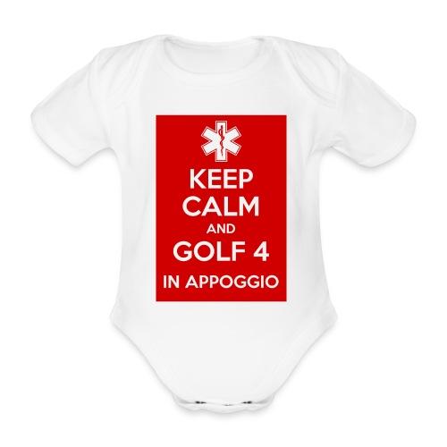 IMG 4119 JPG - Body ecologico per neonato a manica corta