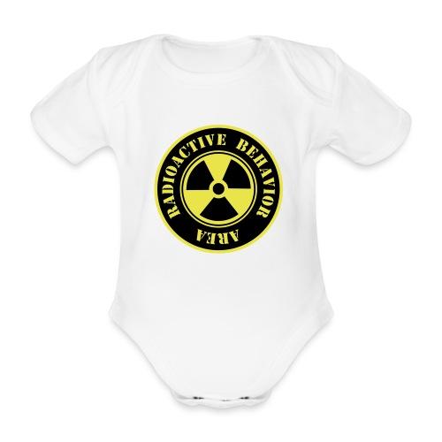 Radioactive Behavior - Body orgánico de maga corta para bebé