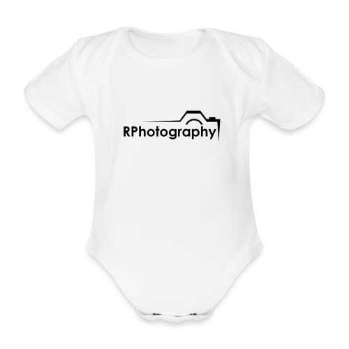 Mug RPhotography - Body Bébé bio manches courtes