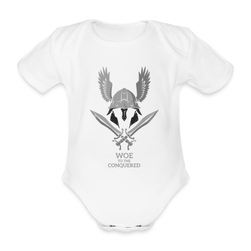 FaS_Gaul - Organic Short-sleeved Baby Bodysuit