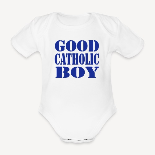 gcb - Baby Bio-Kurzarm-Body