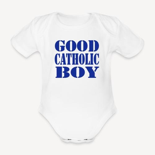 gcb - Organic Short-sleeved Baby Bodysuit
