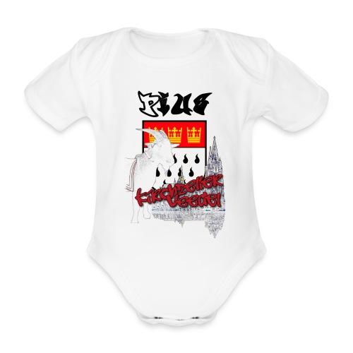 pius png - Baby Bio-Kurzarm-Body