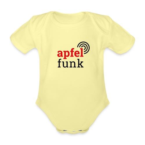 Apfelfunk Edition - Baby Bio-Kurzarm-Body