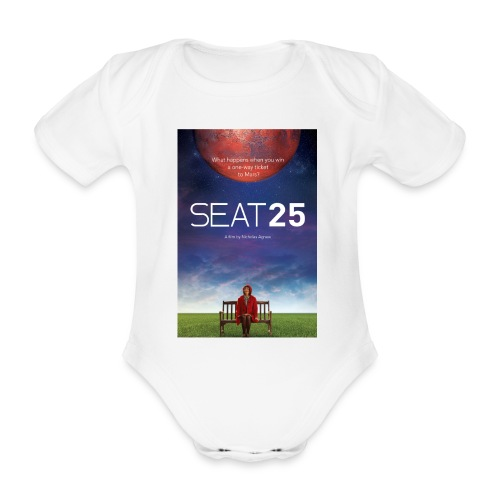 Poster - Organic Short-sleeved Baby Bodysuit