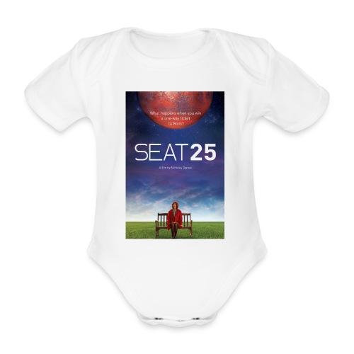 Poster - Organic Short-sleeved Baby Bodysuit